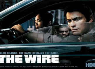 poster serie the wire