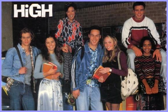Serie australiana Los Rompecorazones HeartBreak High