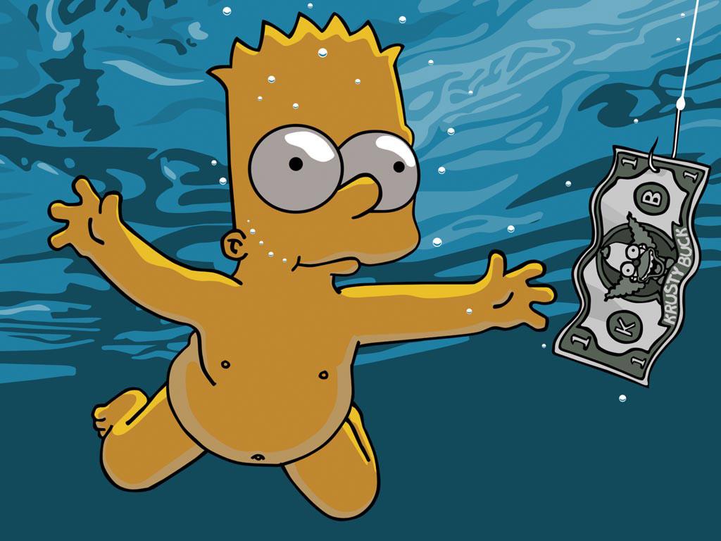 Algunas de las mejores frases de Bart Simpson