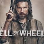 TERCERA TEMPORADA DE HELL ON WHEELS