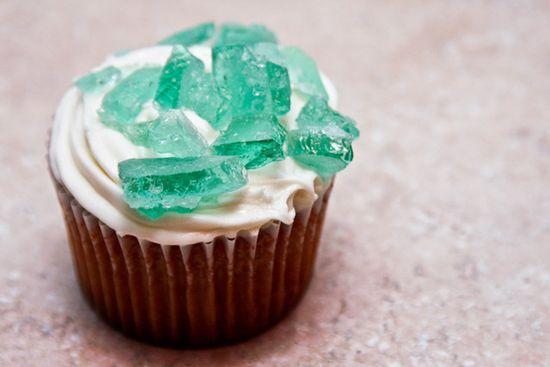 tarta dcorada con blue meth de Breaking Bad