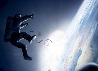 poster de la película gravity