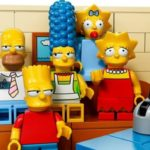 Episodio tipo Lego en Los Simpsons
