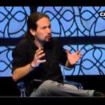 Pablo Iglesias hablando sobre Juego de Tronos
