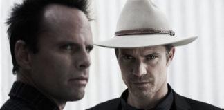 Rayland y Boyd en la serie Justified