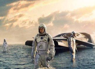 póster de la película interestelar