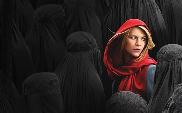 poster temporada 4 homeland