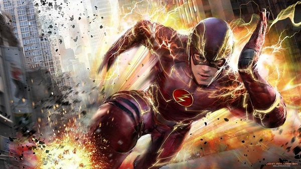 poster de la serie the flash