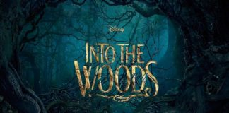 póster de la película into the woods