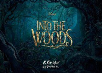 póster de la película into the woods