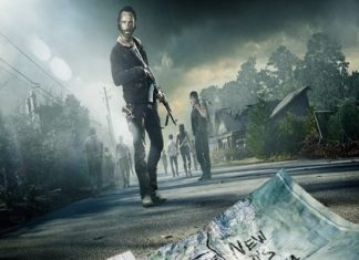 poster temporada 5 the walking dead