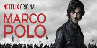 poster serie marco polo