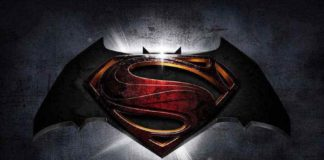 poster superman batman