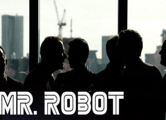escena de mr robot despacho