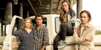 personajes de la serie fear the walking dead