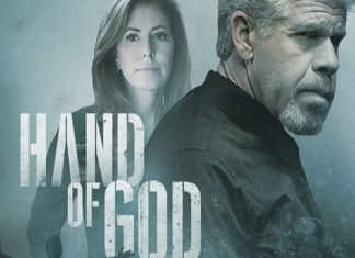 poster Hand of god