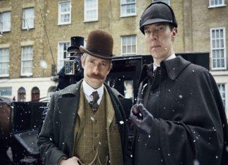 especial de Navidad de Sherlock