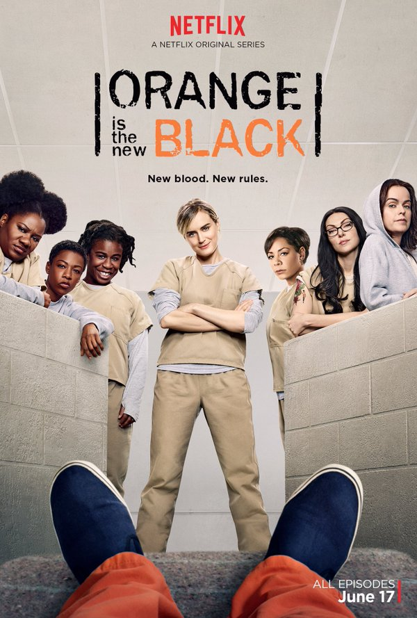 póster cuarta temporada orange is the new black