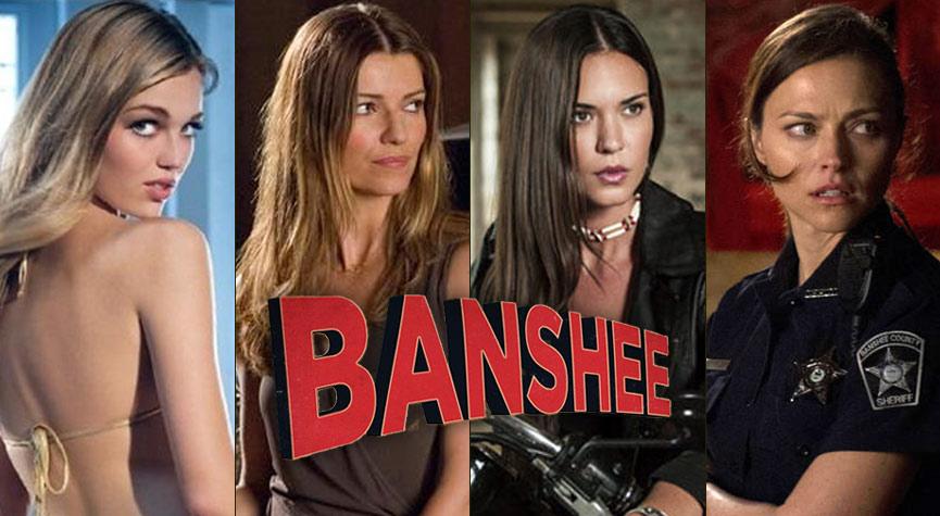 actrices de la serie banshee
