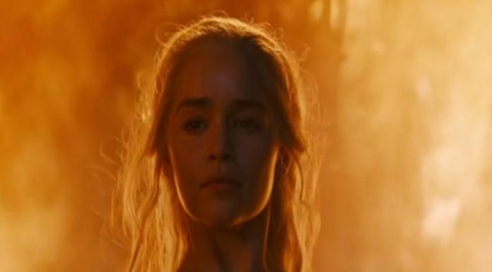juego de tronos daenerys fuego