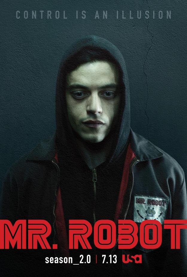 poster mr robot
