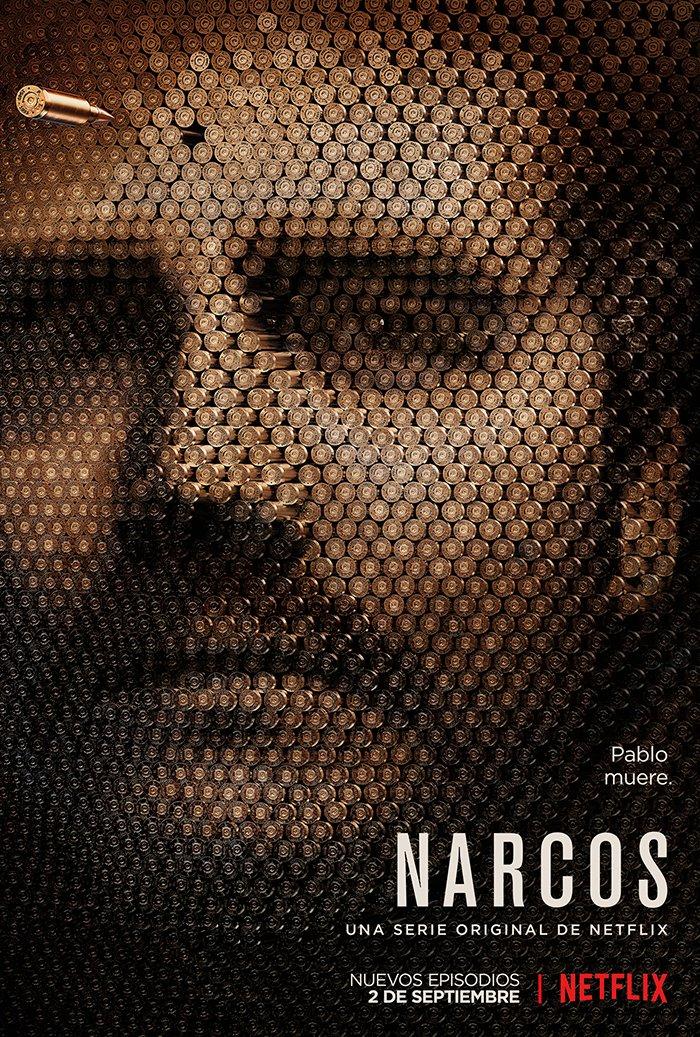 poster temporada 2 narcos