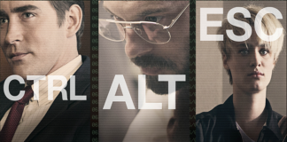 poster de la serie halt & catch fire