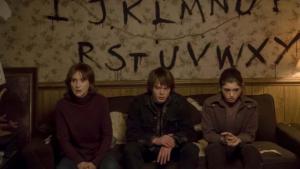 casa stranger things