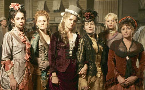 actrices deadwood