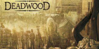 poster retro deadwood