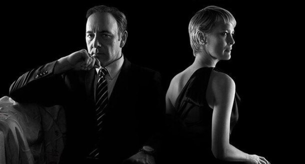 francis y claire house of cards