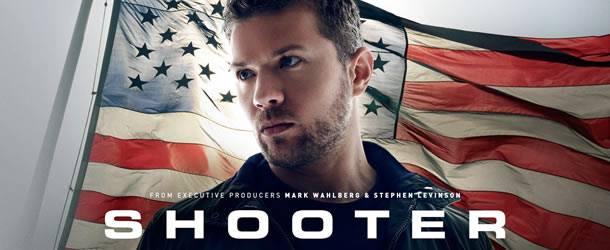poster de la serie shooter