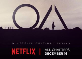 poster serie the oa