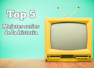5 mejores series de la historia
