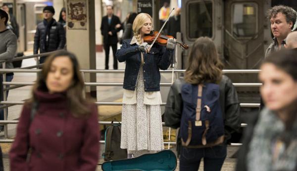 the oa violin