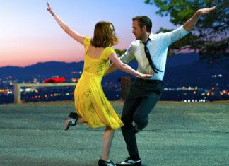 la la land escena baile