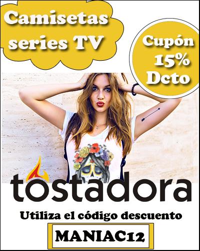 camisetas series tv