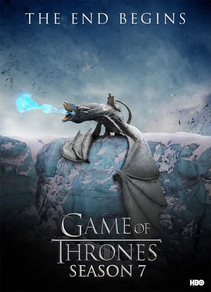 poster temporada 7 juego de tronos
