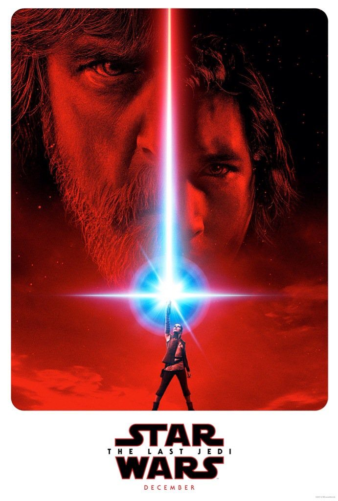 poster star wars el final de los jedi