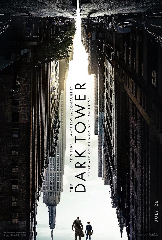 poster de la torre oscura