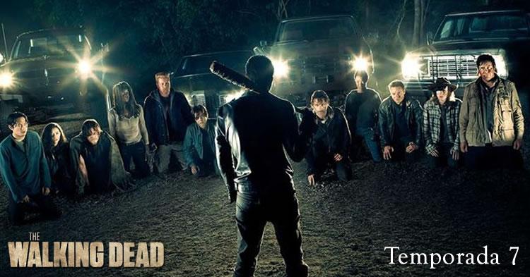 Cuando se estrena la temporada 7 de The Walking Dead en Netflix ...
