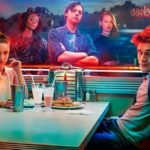poster cafeteria serie archie