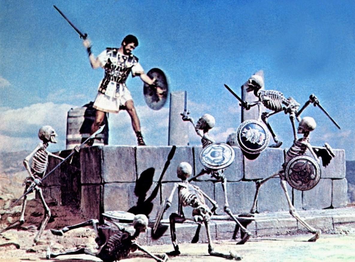 efectos especiales jason y los argonautas