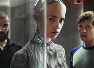 poster de la película ex machina