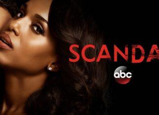poster temporada 7 scandal