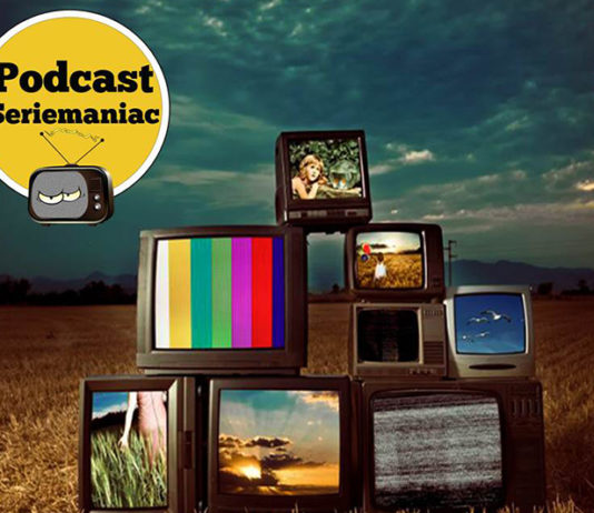 Podcast series de television