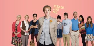 poster de la serie please like me