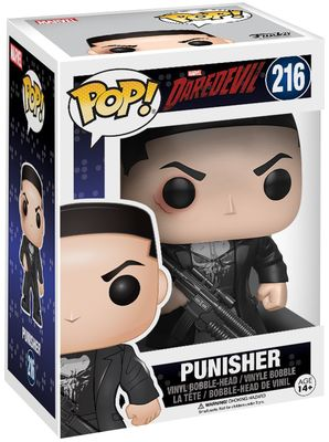 funko pop the punisher
