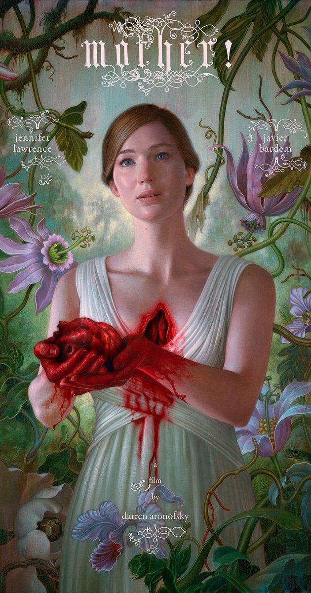 poster película madre jennifer lwarence