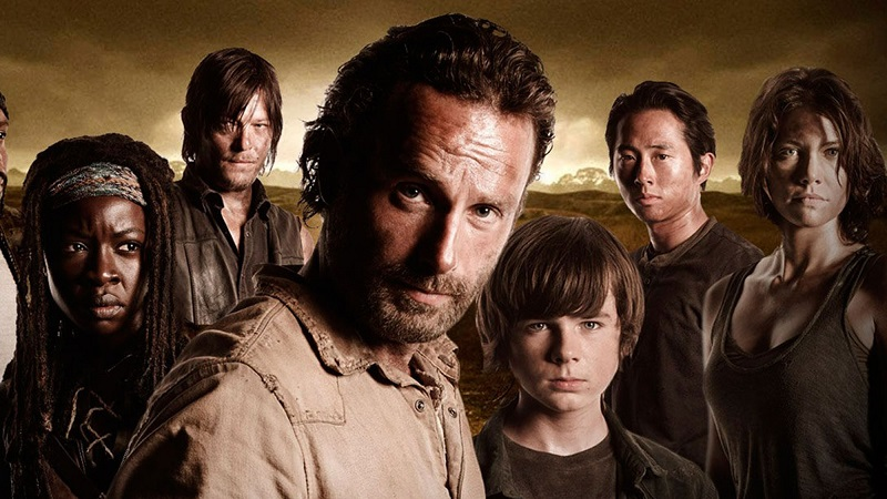 The Walking Dead en Netflix España - SERIEMANIAC Noticias de Series ...